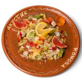 Salata od plodova mora dostava