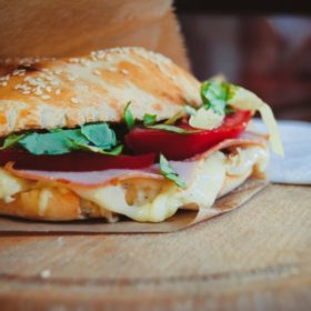 Sandwich with pechenitsa delivery
