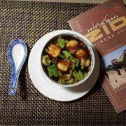 Supa s pilećim knedlama