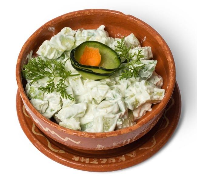 Tarator salata dostava