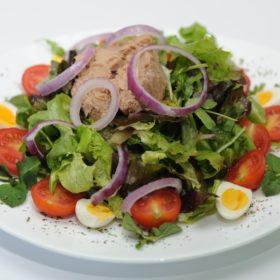 Tuna salad delivery