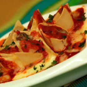 Cannelloni ricotta e spinaci dostava