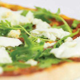 Pizza Giardino siciliano dostava