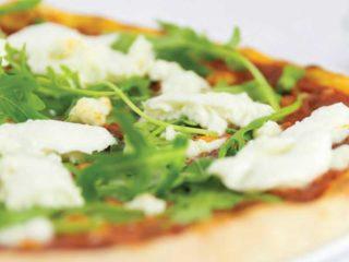 Pizza Giardino siciliano Pomodoro dostava