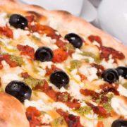 Pizza Mattina Greca