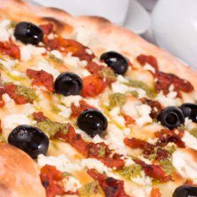 Pizza Mattina Greca dostava