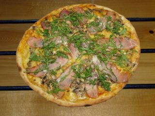 Balkanika pica Balkanika pizza sandwich bar dostava