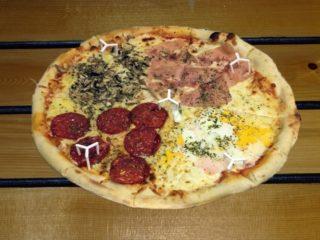 Quattro Stagioni Balkanika pizza sandwich bar dostava