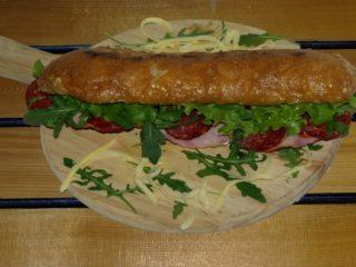Balkanika sandwich dostava