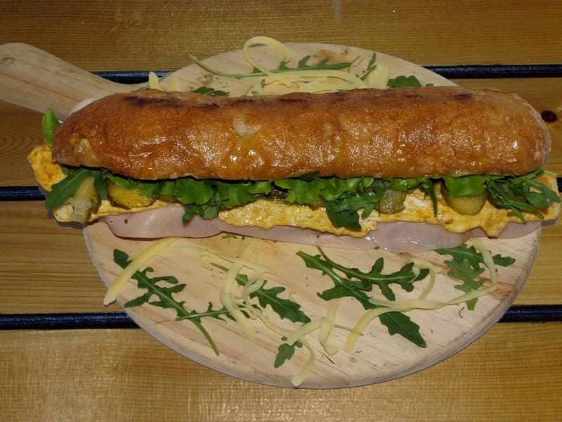 Planinski sendvič dostava