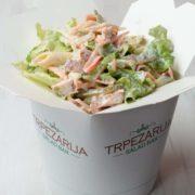 Dimljena piletina salata