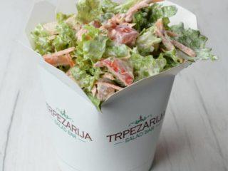 Genovese salad Trpezarija salad bar delivery