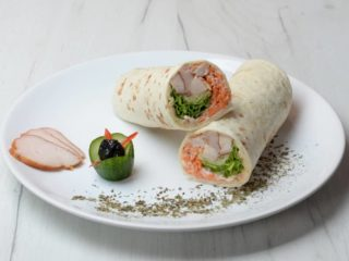 Rollo smoked chicken dostava