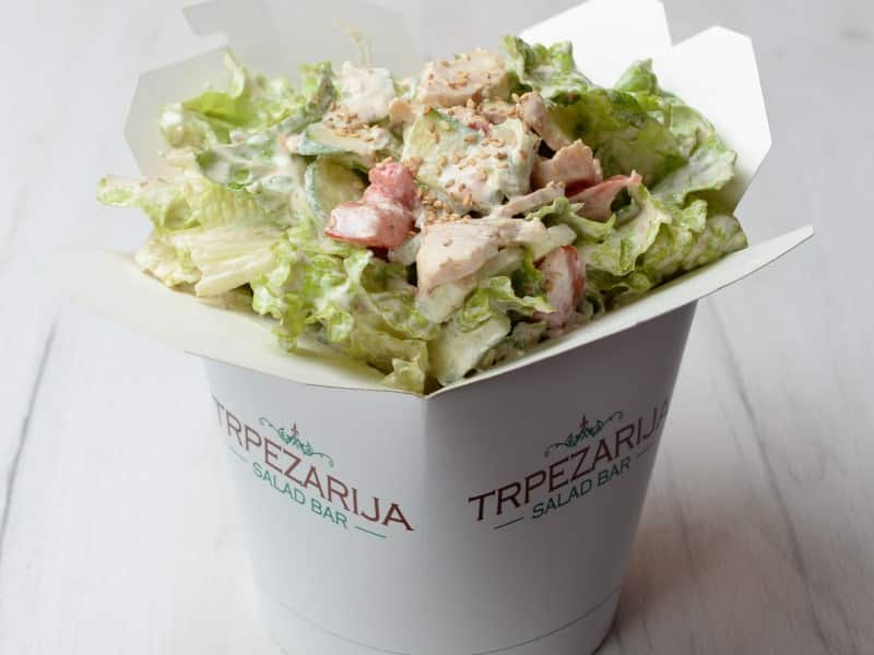 Susam salata dostava