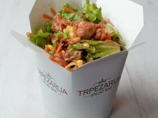 Tuna pomodoro salad delivery