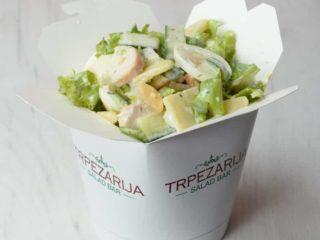 Tzatziki salata dostava
