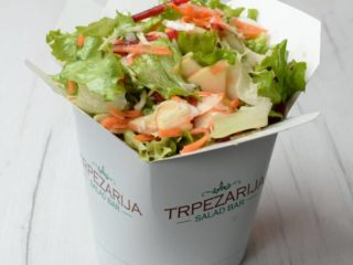 Vitaminoza salad Trpezarija salad bar delivery