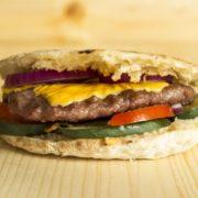 Cheeseburger mali