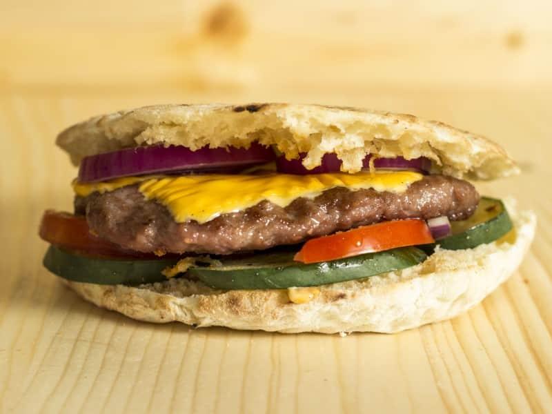 Cheeseburger mali dostava