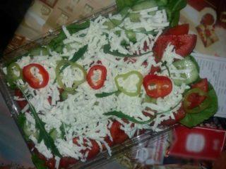 Sopska salad Žar Sanja delivery