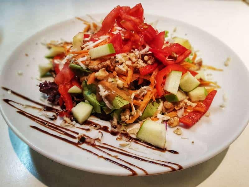 Exotic mix salata dostava