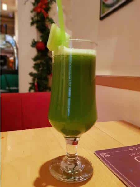 Green life sok dostava