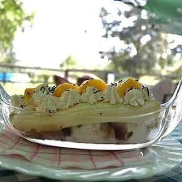 Banana split dostava