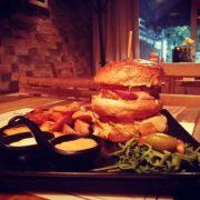 Basilico burger