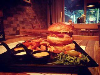 Basilico burger delivery
