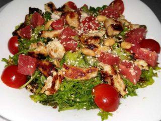Turkey salad delivery