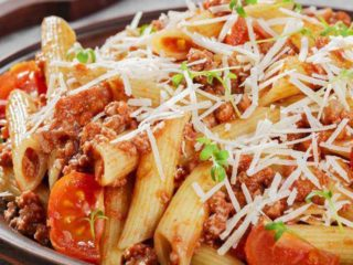 Penne Carne Picada delivery
