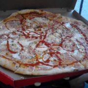 Family pizza 50cm
