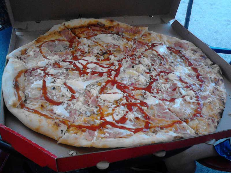 Porodična pica 50cm dostava