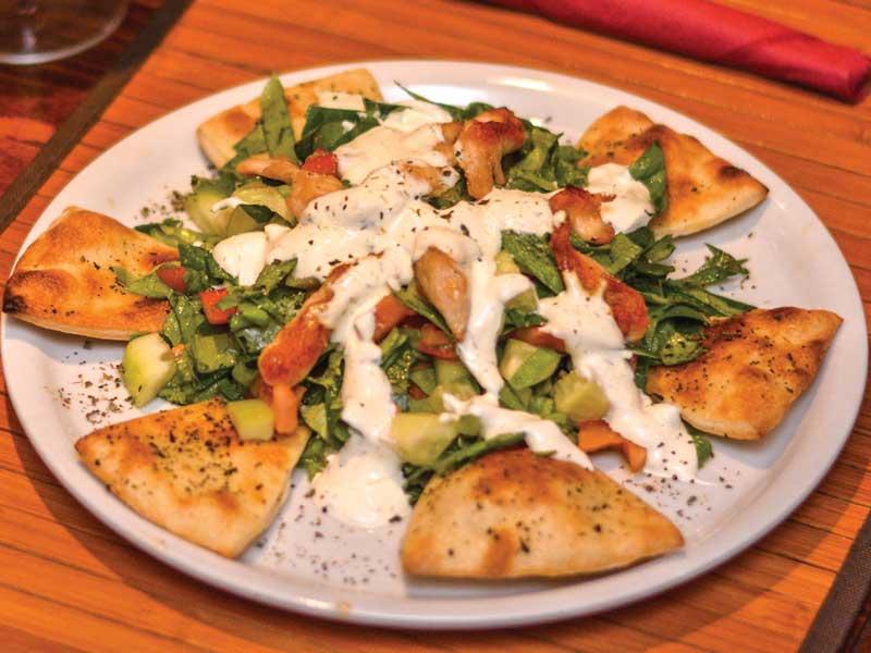 Salata sa belim mesom dostava