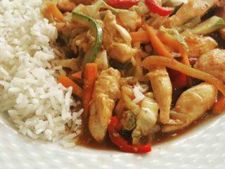 Piletina u teryaki sosu dostava