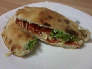 Prosciutto sandwich delivery