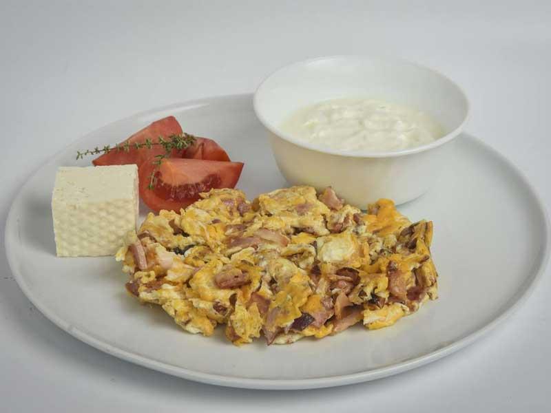Serbian breakfast delivery