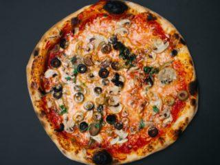 Funghi e olive klasik pica dostava