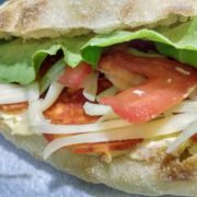 Saška sendvič
