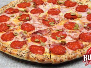 Buldog pica dostava