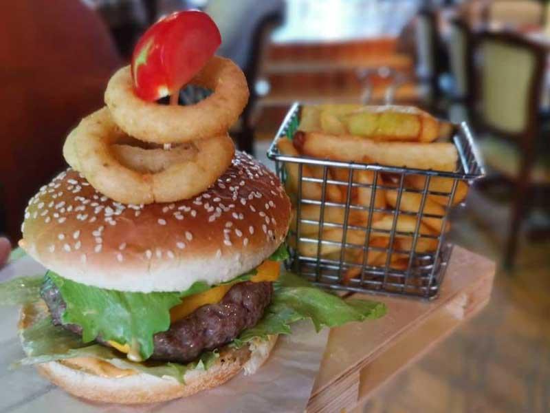 Burger regular dostava