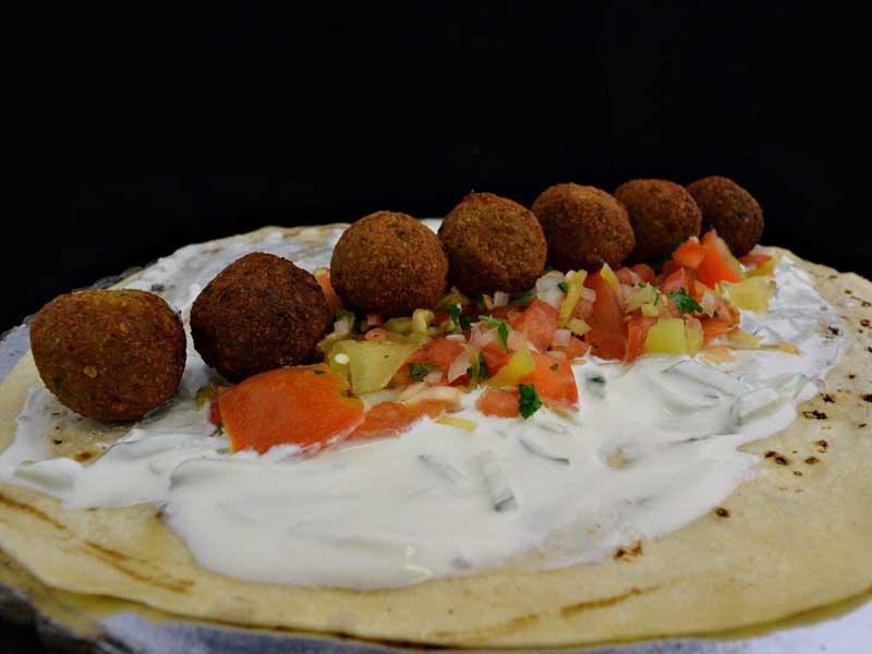Falafel dostava
