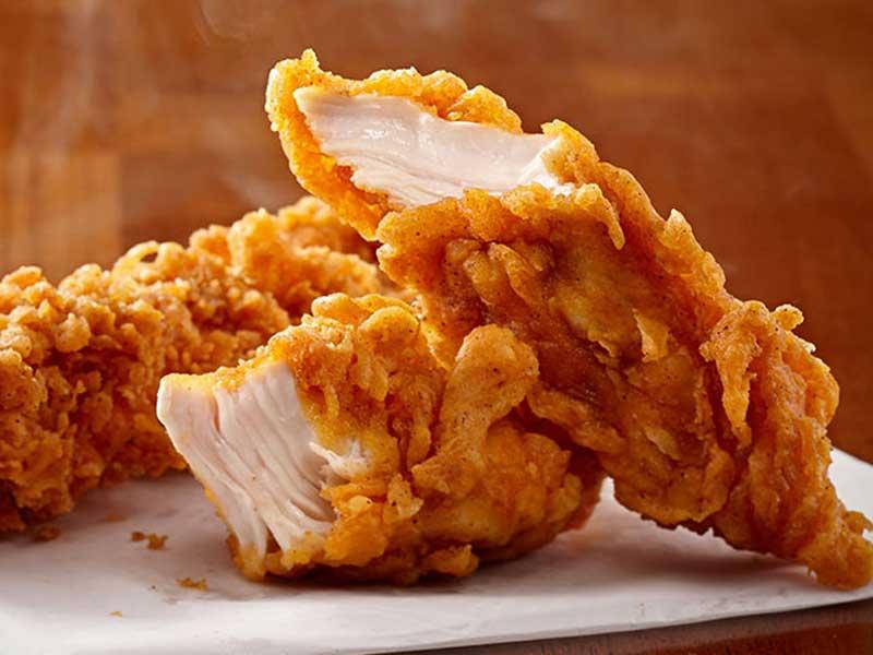 Hrskava piletina dostava