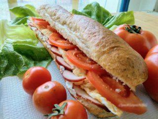Masha sandwich delivery