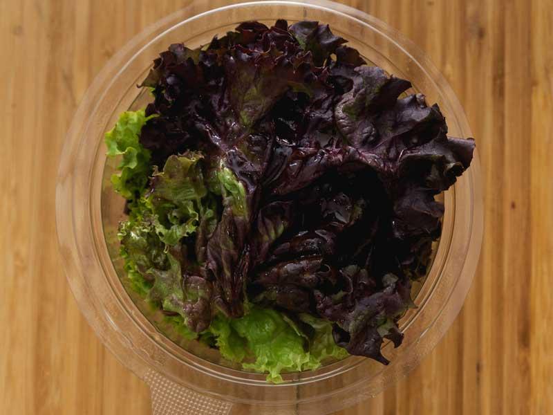Mix zelenih salata sa limun dresingom dostava