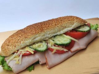 Sandwich pecenica delivery