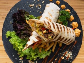 Wrap mexicana delivery