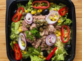 Tuna Gourmet salad delivery