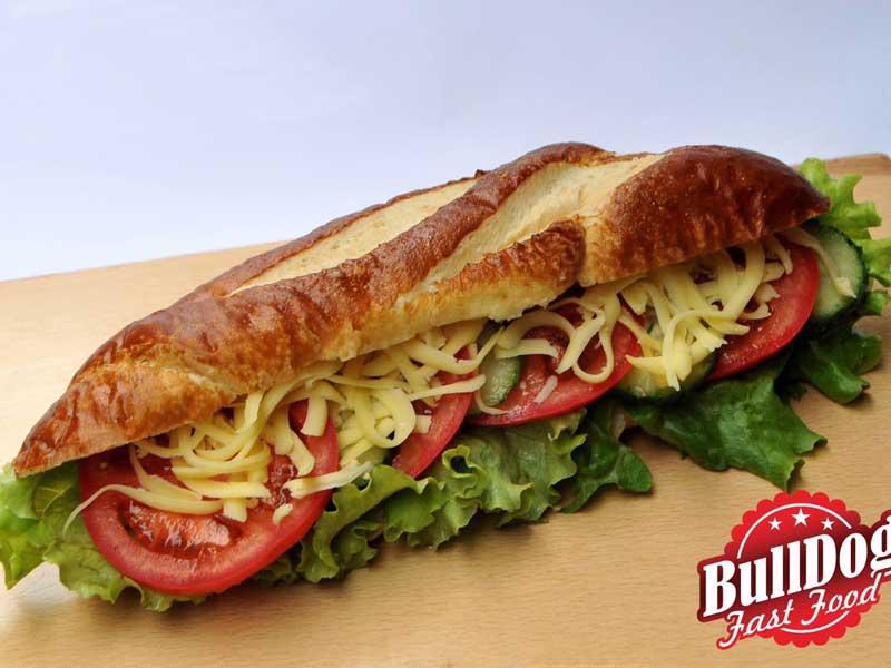 Vegetarijanski sendvič dostava