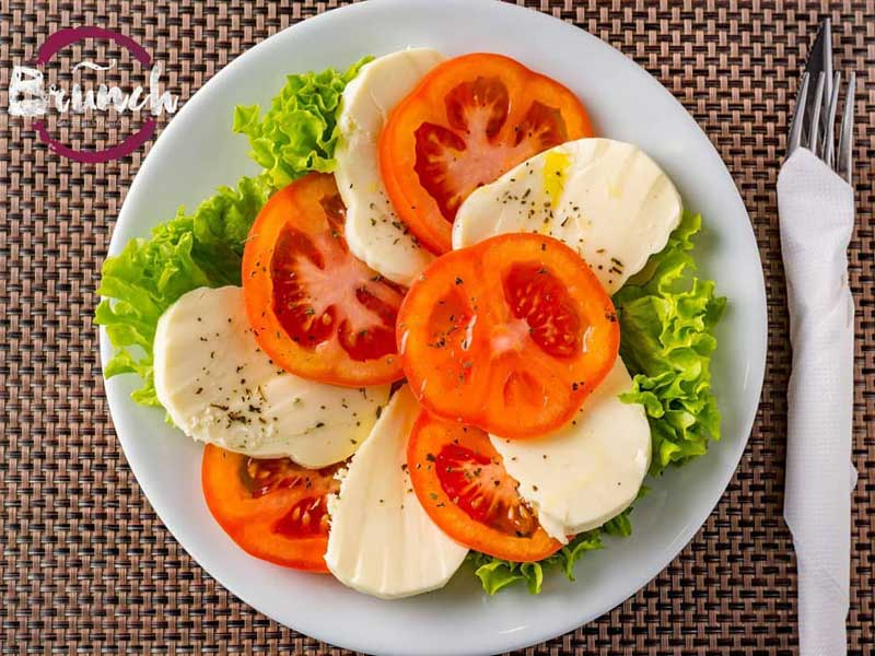 Kapreze salata dostava